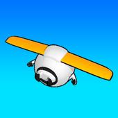 Sky Glider 3D icon