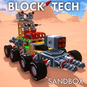 Block Tech : Tank Sandbox Craft Simulator Online icon