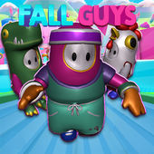 Fall Guys & Fall Girls Knockdown Multiplayer icon