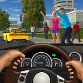 City Taxi Driver 2020 icon