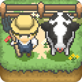 Tiny Pixel Farm - Simple Farm Game icon