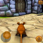 Home Mouse simulator: Virtual Mother & Mouse icon