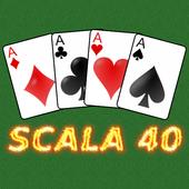 Scala 40 icon