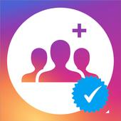 فالور بگیر اینستاگرام رایگان با هشتگ icon