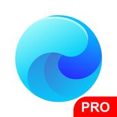 Mi Browser icon