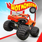 Top Monster Truck Stunts- Free Car Racing Game icon