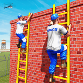 Grand Police Training School Elite Training Game icon