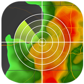 Free Weather Radar - Live Maps & Alerts icon