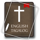 English Tagalog Bible Offline icon