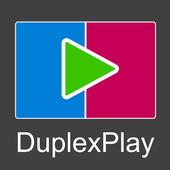 DuplexPlay icon