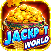 Jackpot World™ - Free Vegas Casino Slots icon