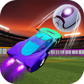 ⚽Super RocketBall - Real Football Multiplayer Game icon