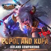 Mobile Legends:Bang Bang Popol and kupa Item Tips icon