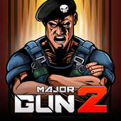 Major GUN : War on Terror - offline shooter game icon