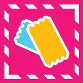 TicketScan icon