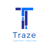 Traze - Contact Tracing icon