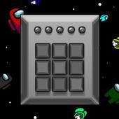 AmongLock - Among Lock Screen of Among Us Reactor icon