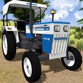 Indian Tractor Simulator icon