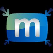 Minimizer for YouTube icon