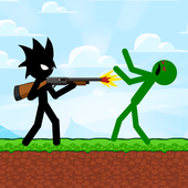 Stickman Zombie Shooter icon