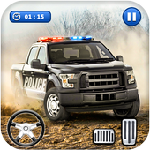 Police Car Racing & Fast Racing - Sniper Shooter icon