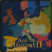 Age of History II Europe - Lite icon