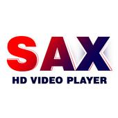 SAX Video Player - All Format HD Video Player 2020 icon