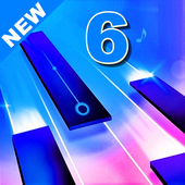 Piano Magic Tiles 6 icon
