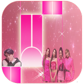 KPOP BTS & Blackpink Piano Tiles icon