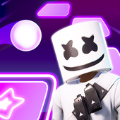 Happier - Marshmello Hop World icon