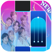 Savage Love BTS Piano Tiles icon
