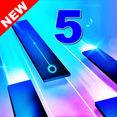 Piano Magic Tiles 5 Offline - Free Piano Game 2020 icon