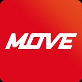 MapmyIndia Move: Maps, Navigation & Tracking icon