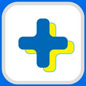 日本調剤のお薬手帳プラス - 薬局への処方箋事前送信や、おくすり情報を電子お薬手帳アプリで管理 icon