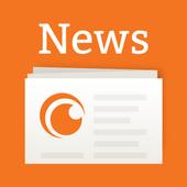Crunchyroll News icon
