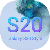 One S20 Launcher icon
