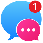 Message Text and Call Video Chat Free icon
