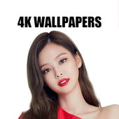 BLACKPINK Jennie Live Wallpaper 2020 HD 4K Photos icon