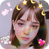 Face Selfie Snap Photo Camera Effect icon