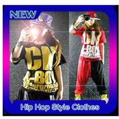 Hip Hop Style Clothes icon