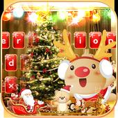 Christmas Theme for Merry Christmas 2017 icon