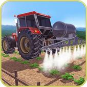Real Tractor Farming Simulator 2020: Modern Farmer icon
