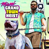Real Miami Gangster Grand City: Crime Simulator icon