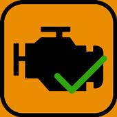 E OBD Facile - OBD2 scanner Car Diagnostic elm327 icon