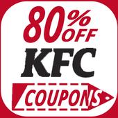 kfc Coupons icon