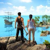 Survival Games Offline free: Island Survival Games icon