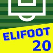 Elifoot 20 icon