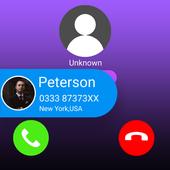 Caller ID Name Locator & Tracker, Spam blocking icon