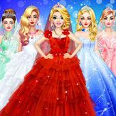 Fashion Wedding Dress Up Designer: Games For Girls icon