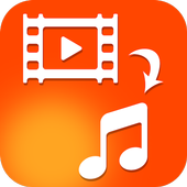 Video to Mp3 Audio Converter App - Audio Extractor icon